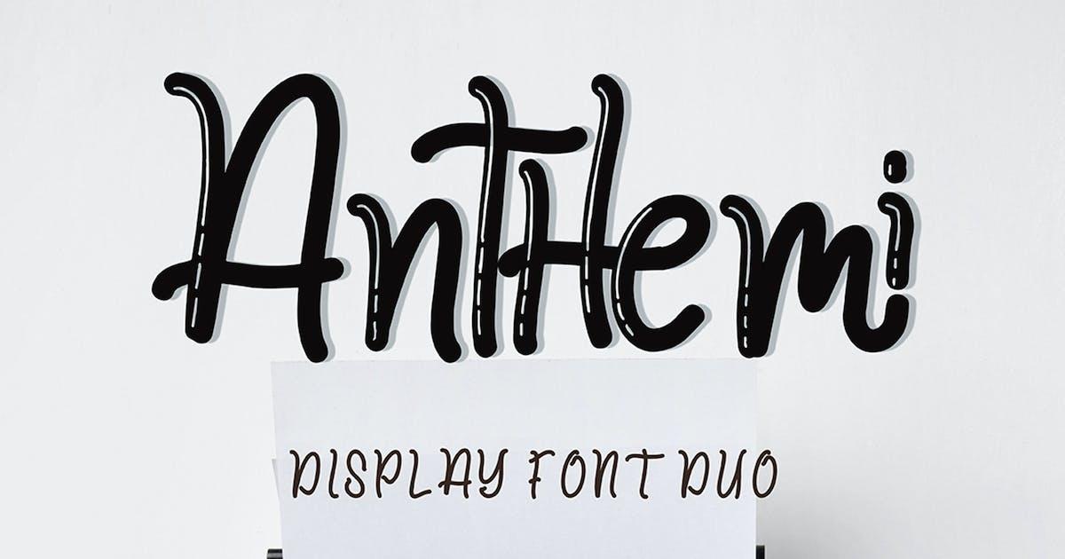 Download Anthemi by MissinkLabStudio