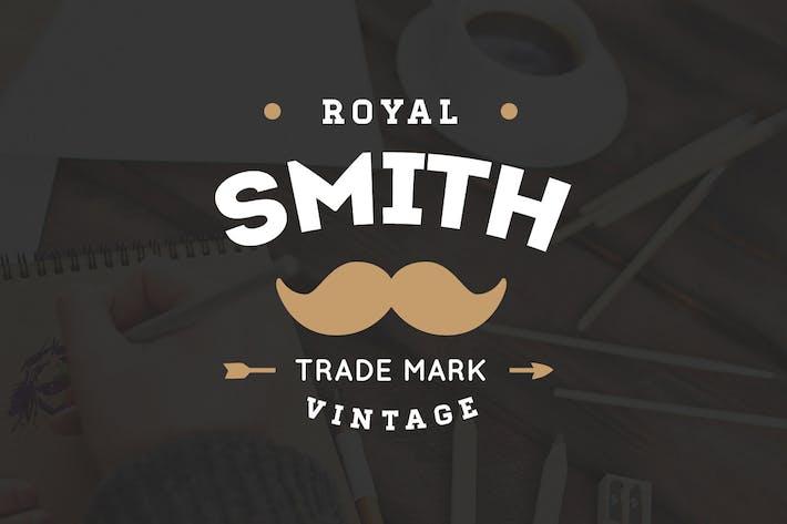 Thumbnail for 20 Vintage Logos & Badges Vol 02
