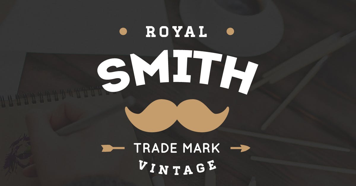 Download 20 Vintage Logos & Badges Vol 02 by vuuuds