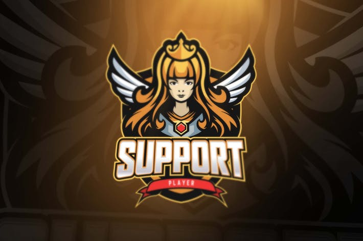 Thumbnail for Support Sport and Esports Logos