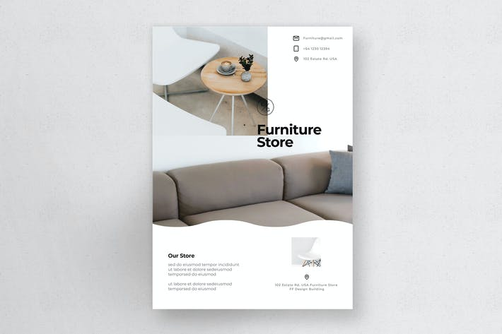 Thumbnail for Furniture Flyer Vol.7