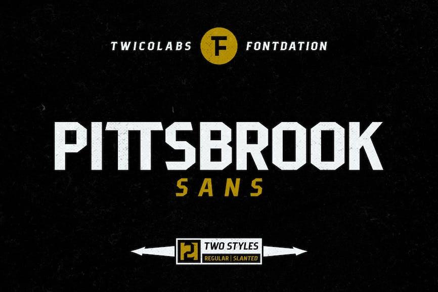 Pittsbrook-Sans