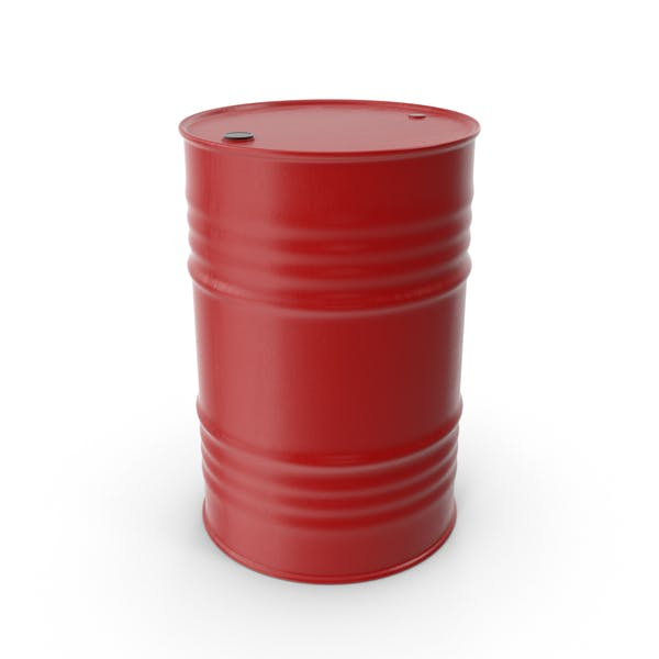 Cover Image for Oil Drum Red