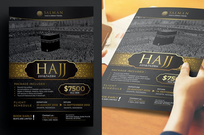 Thumbnail for Hajj Flyer 03