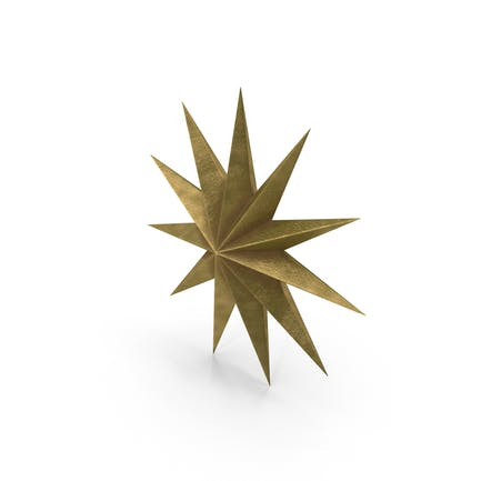 Большой звездный орнамент