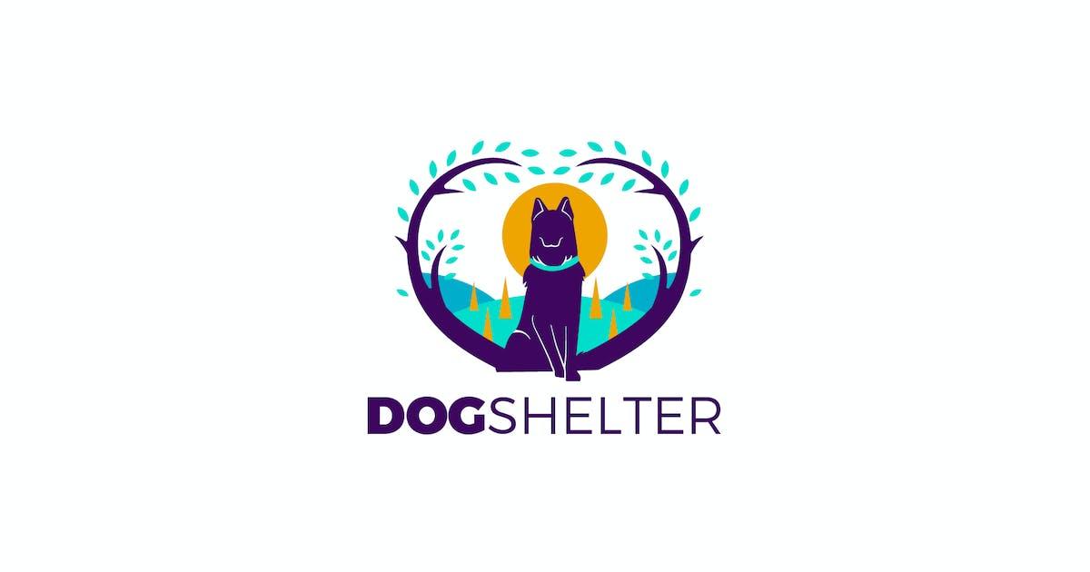 Download dog shelter - Mascot & Esport Logo by aqrstudio