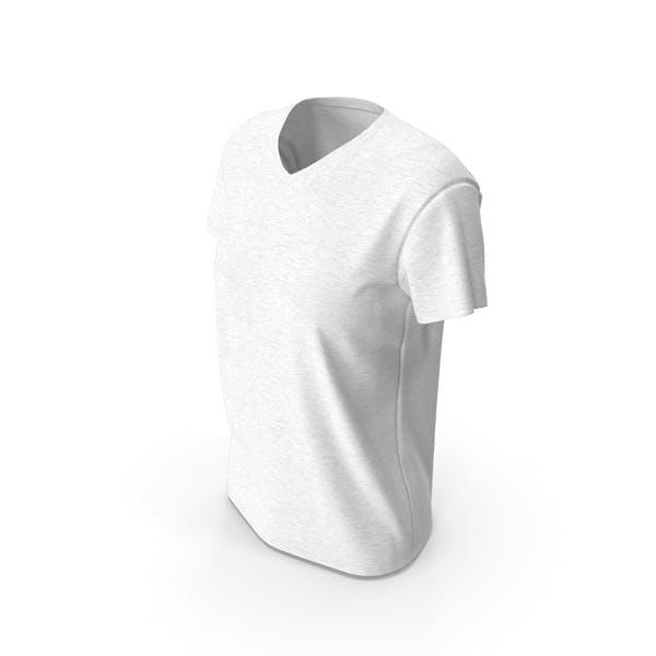 \Women's V Neck T-shirt