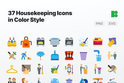 Color - Housekeeping