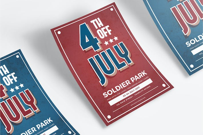Thumbnail for 4th July Flyer