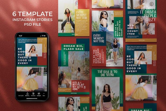 Thumbnail for Histoires Instagram Pop Color