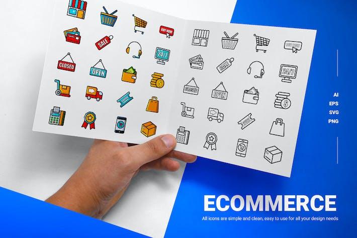 Ecommerce - Icons