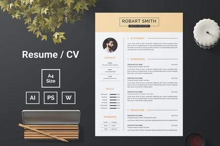 Resume Template 88