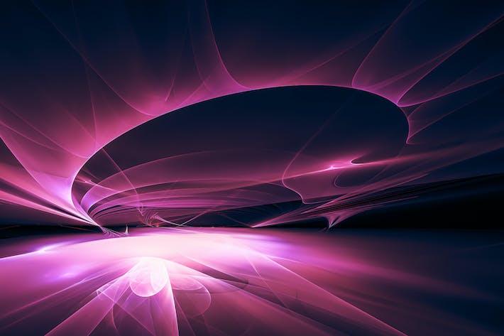 Thumbnail for fractal design background
