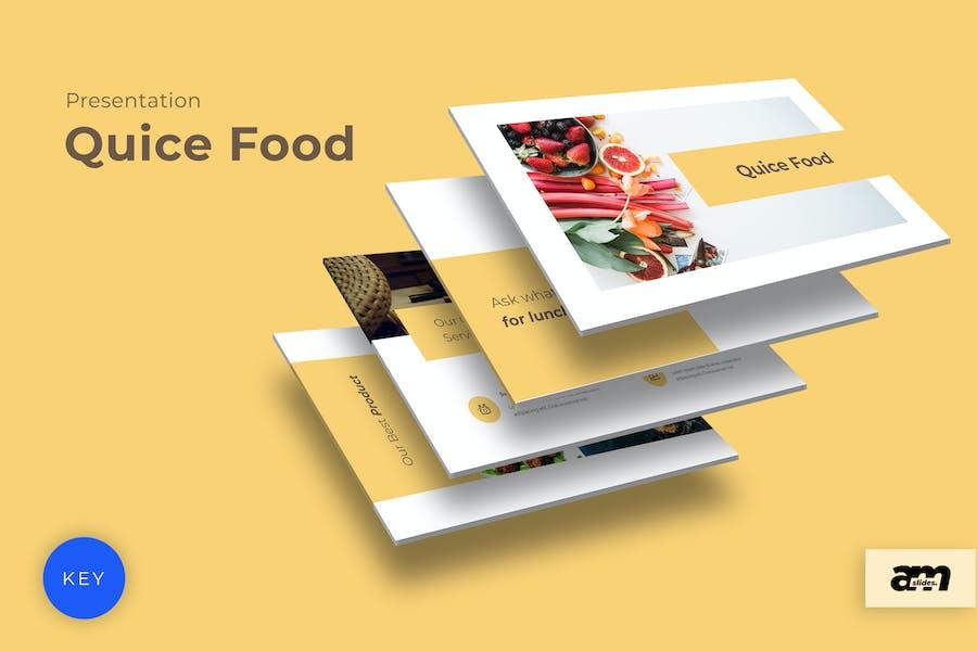 Quice Food Keynote