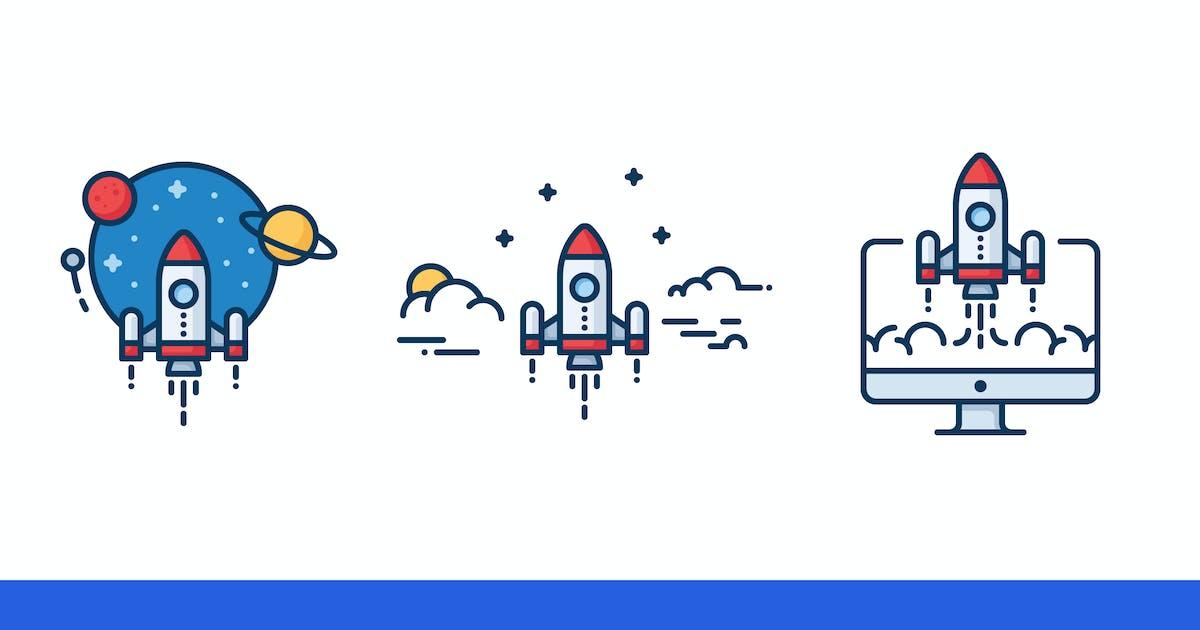 Download Business start up illustrations by mir_design