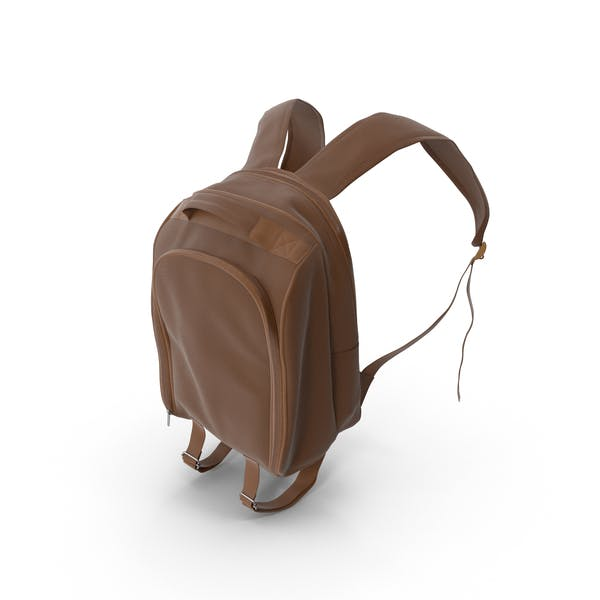Women's Backpack Brown