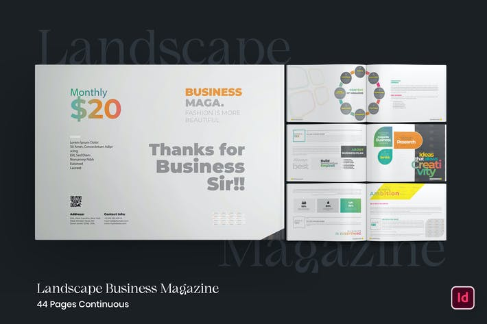 Thumbnail for Landscape Business Magazine