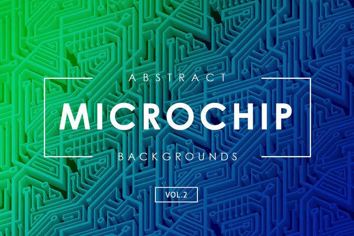 Thumbnail for Microchip Tech Backgrounds Vol.2