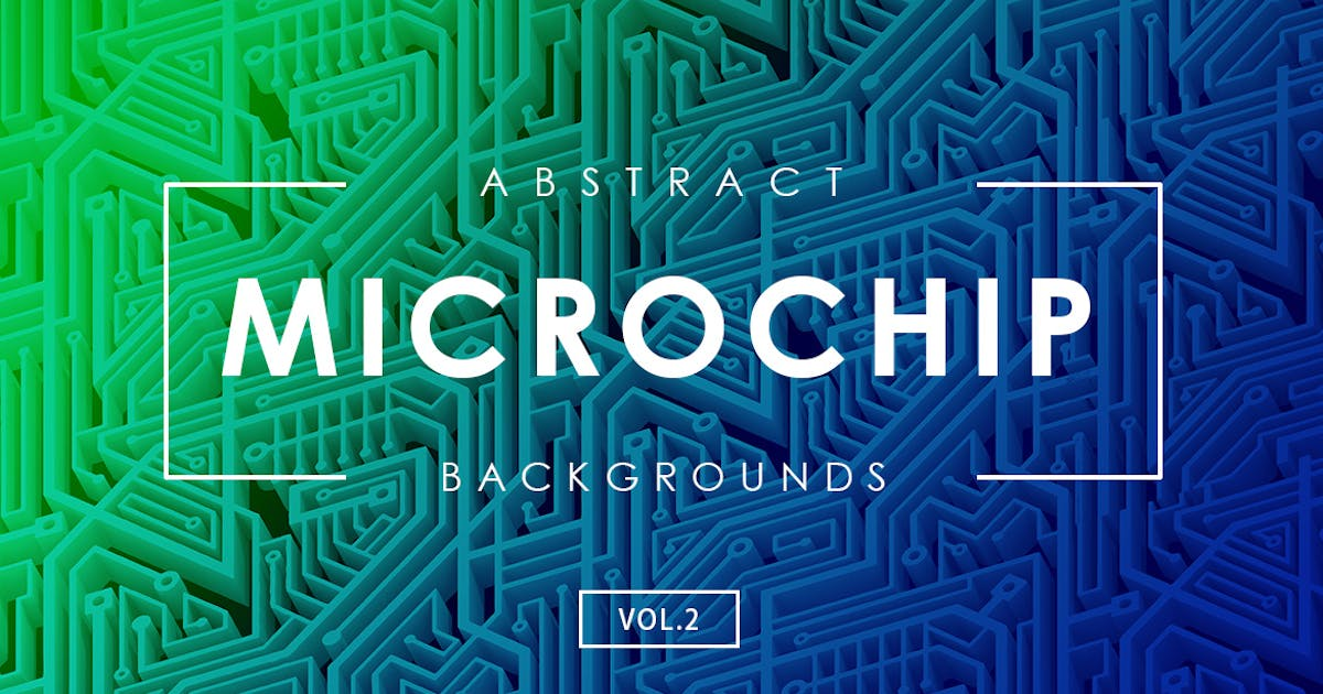 Download Microchip Tech Backgrounds Vol.2 by M-e-f