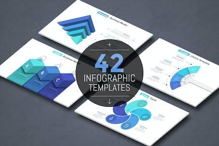 42 Infographic Templates