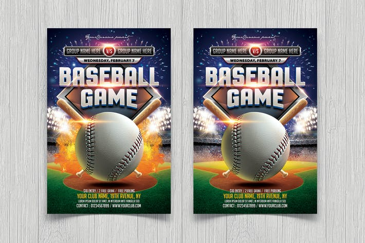 Thumbnail for Baseball-Flyer