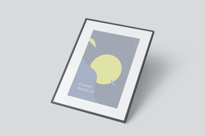 Thumbnail for Poster - Artwork Frame Mock-Up Set