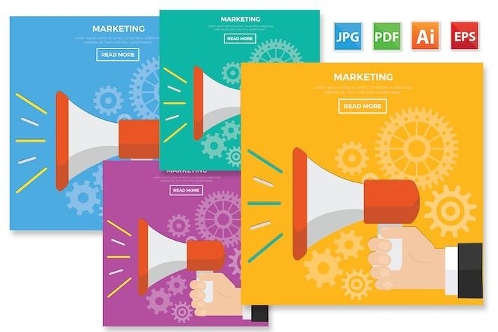 Thumbnail for Marketing Design