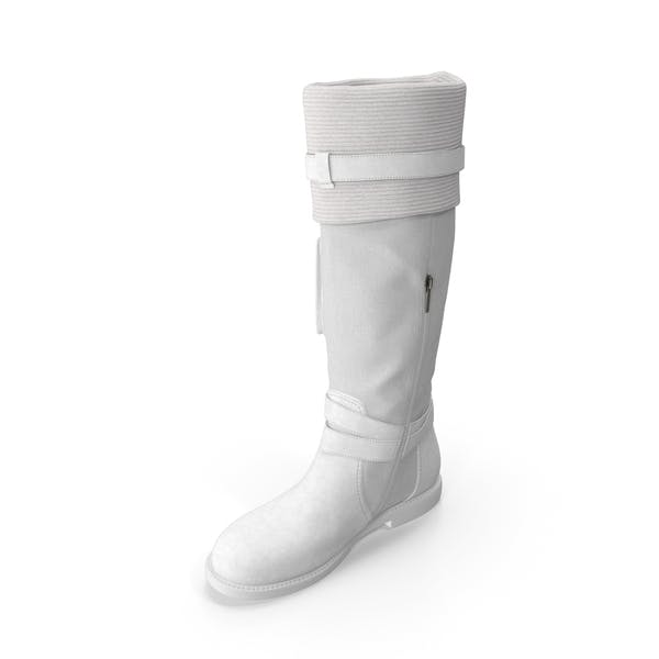 Womens Boots White