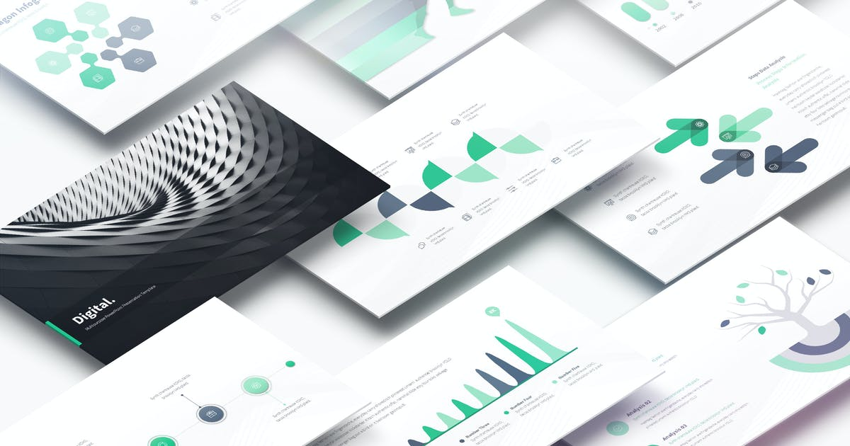 Digital - Multipurpose Google Slide Presentation by Unknow