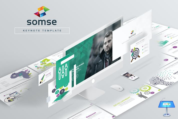 Thumbnail for Somse Keynote Template