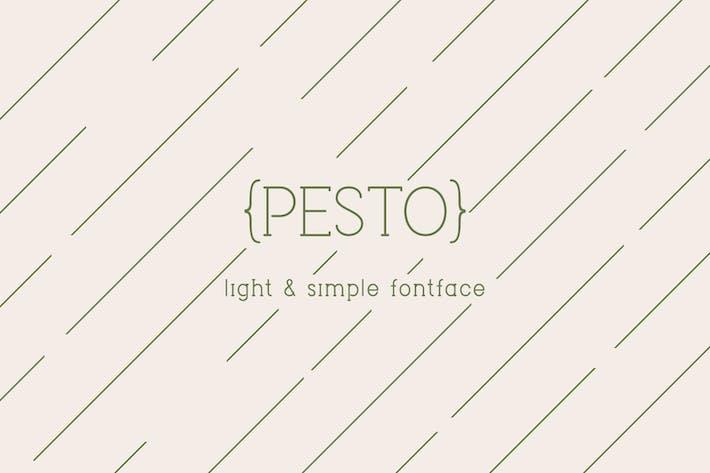 Thumbnail for Pesto