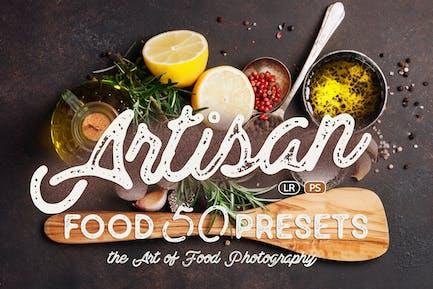 Artisan - Food Presets for Lightroom & ACR