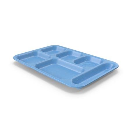 Tablett für Mittagessen