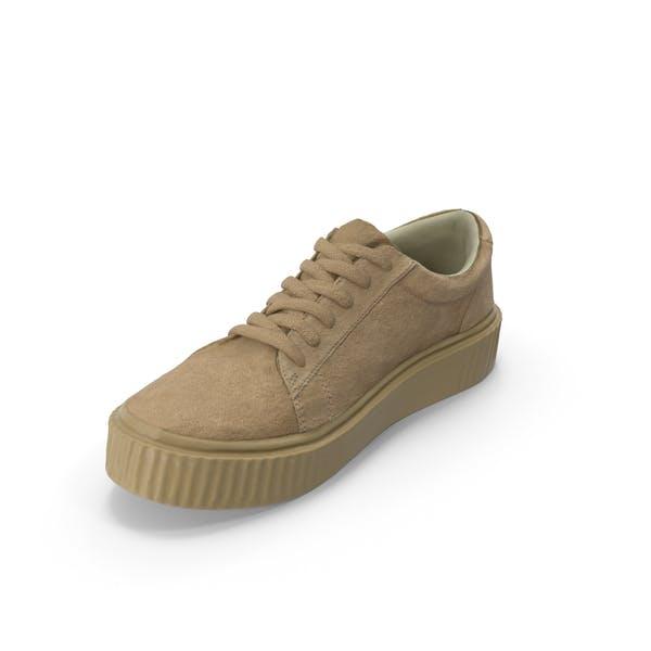Обувь Бежевый
