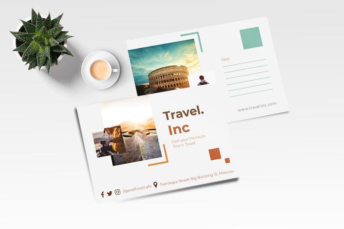 Thumbnail for Travel Postcard