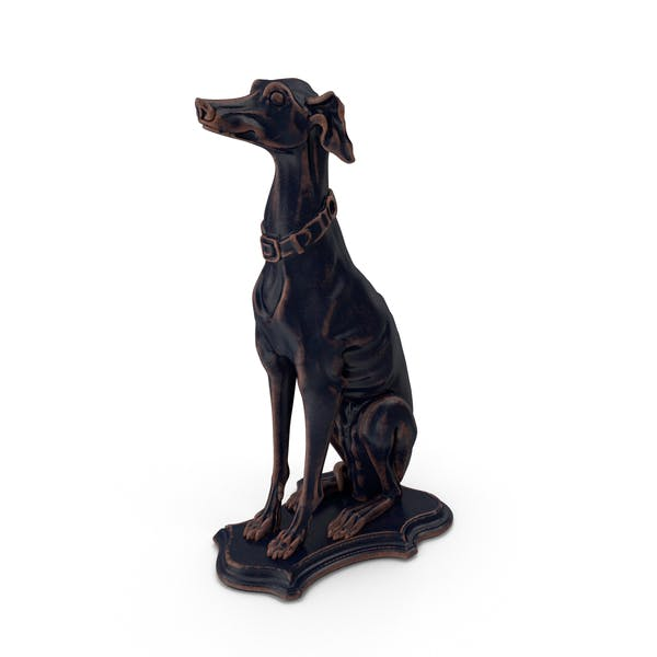 Thumbnail for Dog Statue