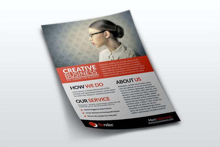 Thumbnail for Creative Business Flyer