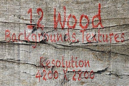 Holztextur-Hintergrund