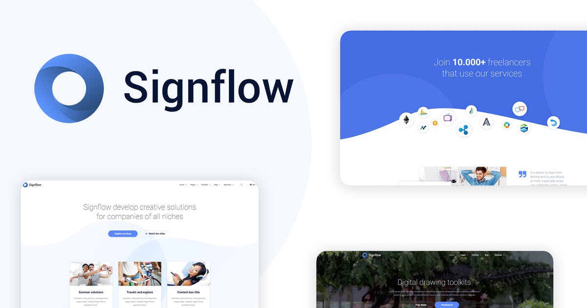 Download Signflow by Schiocco