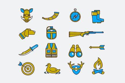 Hunter's Icons