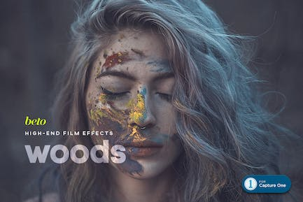 Woods  — Capture One Style