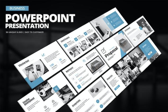 Thumbnail for Презентация Powerpoint для бизнеса