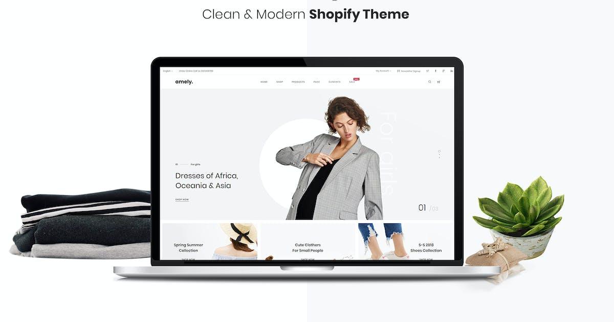 Download Amely - Clean & Modern Shopify Theme by ArrowHiTech