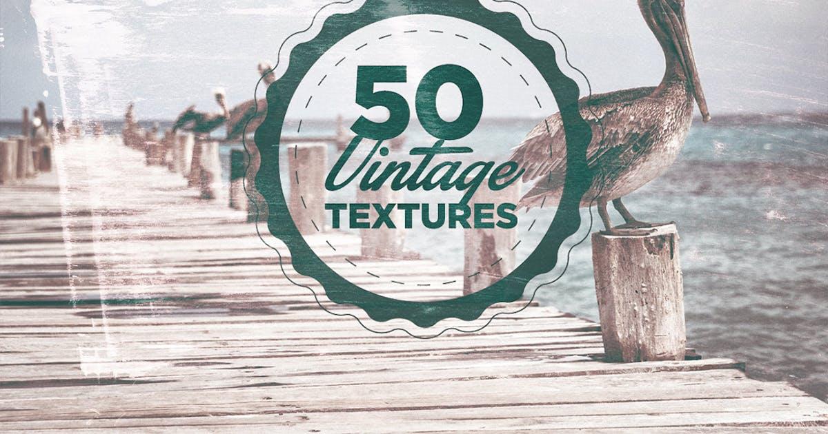 Download 50 Vintage Grain Textures by Layerform