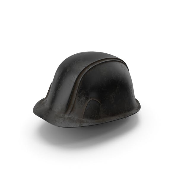 Hard Hat Dirty Black