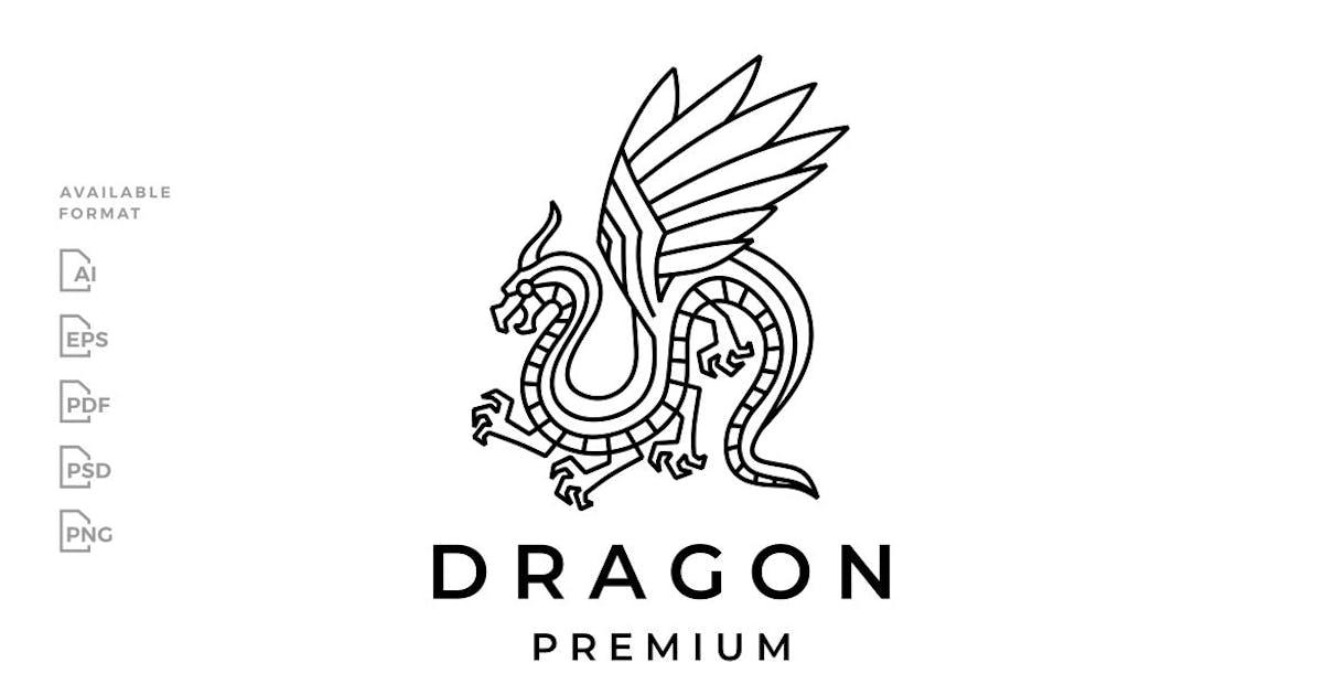 Download Dragon Monoline Logo by gagavastard