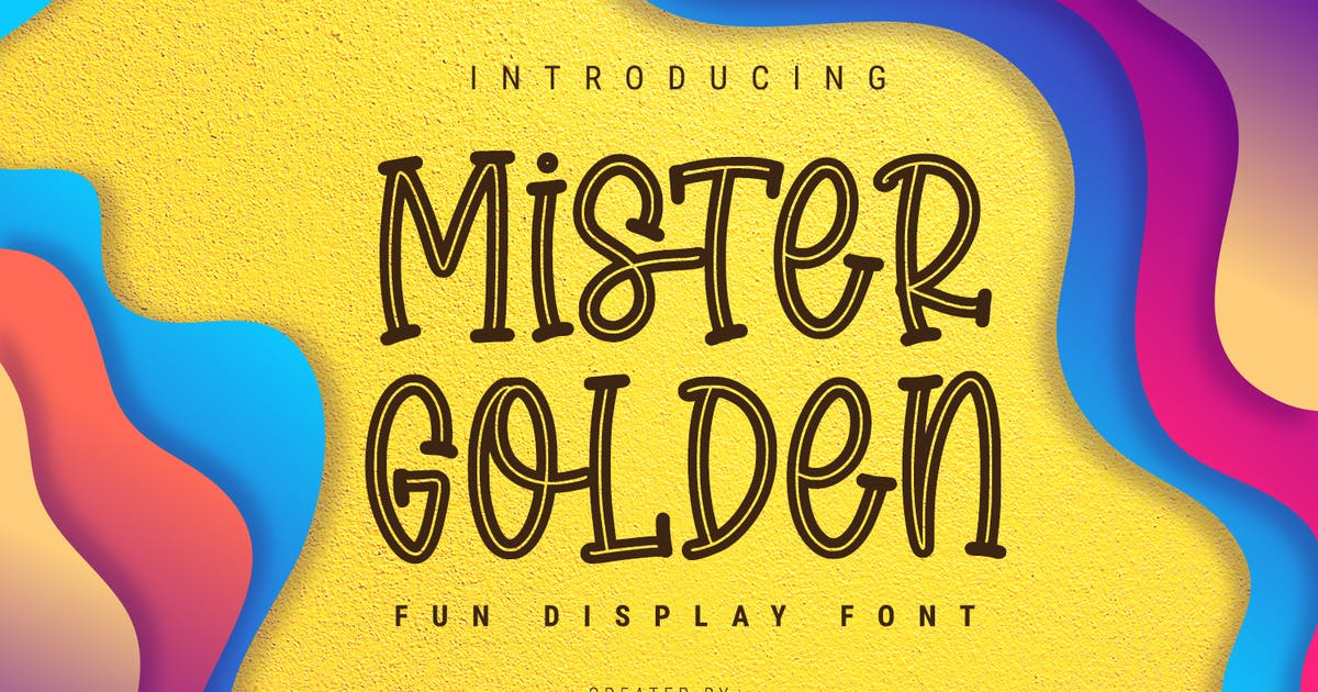 Download Mister Golden by nathatype