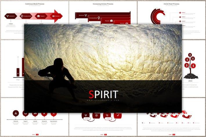 Thumbnail for SPIRIT Powerpoint