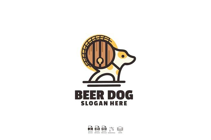 Thumbnail for Beer dog logo