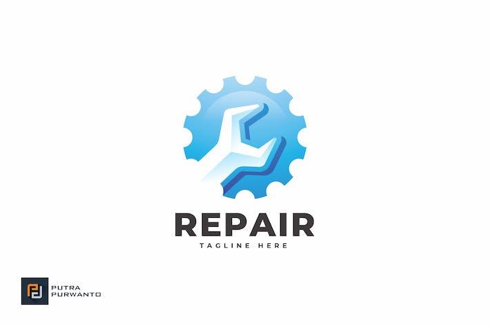 Thumbnail for Repair - Logo Template